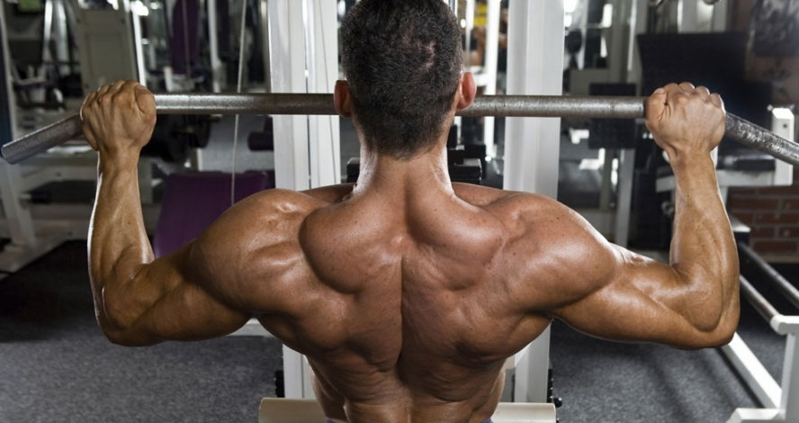 What back workouts for men are the most effective?